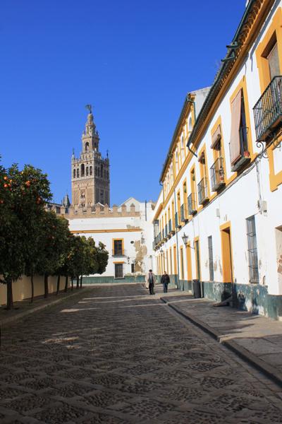 Seville - L architecture andalouse ...