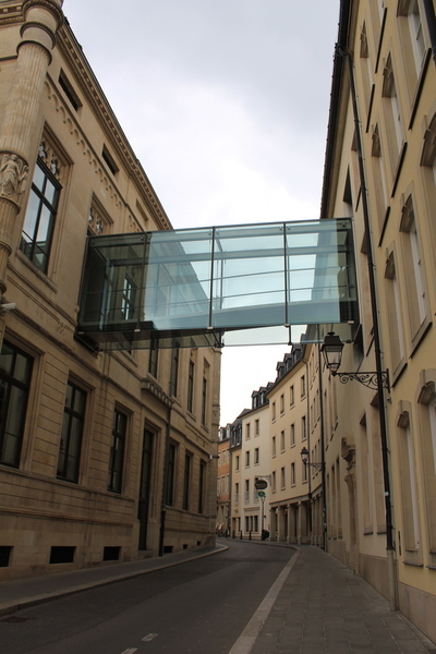Luxembourg ville for Chambre de deputes luxembourg
