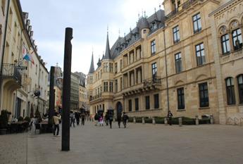 luxembourg centre ville voyages cartes. Black Bedroom Furniture Sets. Home Design Ideas