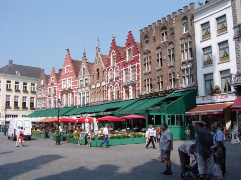 Parking Pour Camping Car Bruges
