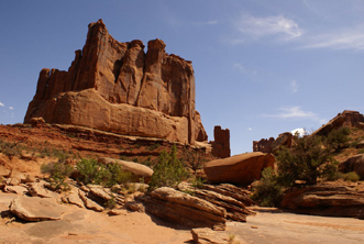 Arches NP, Three Gossips