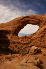 Arches NP, North and South Windows