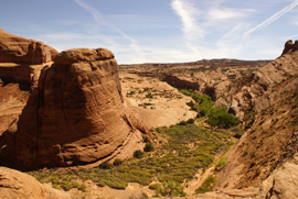 Arches NP, Upper View Point