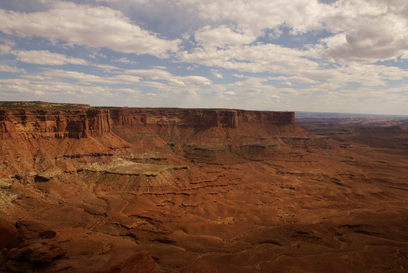 Canyonlands NP, Green River Overlook