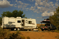 Full branchement RV sites Colorado sécurité datant escroqueries ID